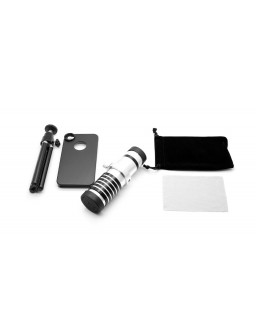 14X Optical Zoom Telephoto Lens for iPhone 4/4S