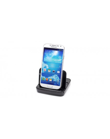 0.9A / 0.45A Micro USB Charging Docking Station for Samsung i9500