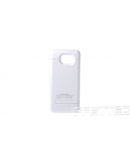"""""""4200mAh"""" Rechargeable External Battery Case for Samsung Galaxy S6/S6 Edge"""