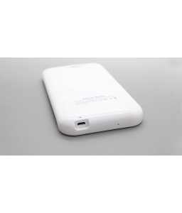 3200mAh Rechargeable White External Battery Back Case for Samsung N7100