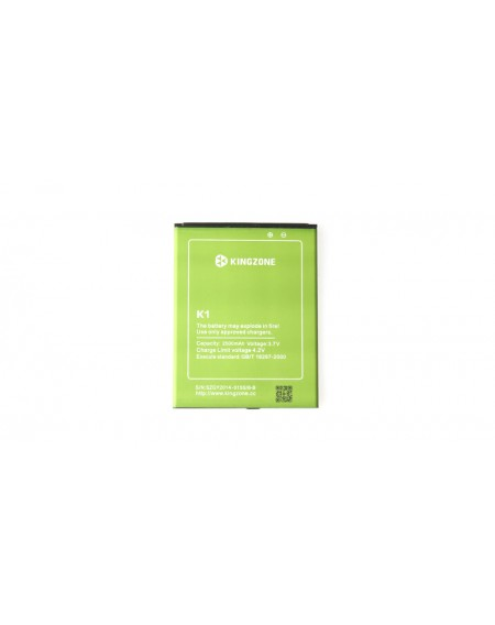 Replacement 3.7V 2500mAh Lithium Battery for KingZone K1 Smartphone