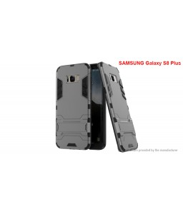 Armor Stand Back Case Cover for Samsung Galaxy S8+